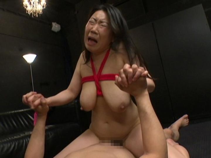 『島津かおる』垂れ超乳でデカ乳首 弄られ好きな関西弁の豊満熟女